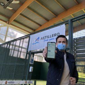 El Astillero pone en marcha un sistema de reservas y gestión online para las pistas de tenis y pádel