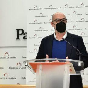 """Álvarez: """"Llegará antes la inmunidad de rebaño a Cantabria que los 55 millones en ayudas directas del Gobierno de Sánchez"""""""