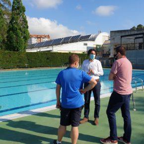 Astillero y Guarnizo abrirán sus piscinas descubiertas este viernes con aforo limitado y accesos controlados