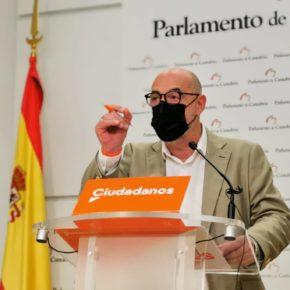 """Álvarez: """"Si el consejero de Sanidad tiene algo de dignidad debe dimitir y marcharse a cuidar las flores de su jardín"""""""