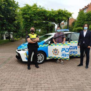 La Policía Local de Astillero incorpora un nuevo vehículo a su parque móvil