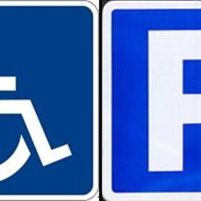 Astillero hace balance de la campaña de sensibilización para el correcto uso de los aparcamientos destinados a las personas con movilidad reducida