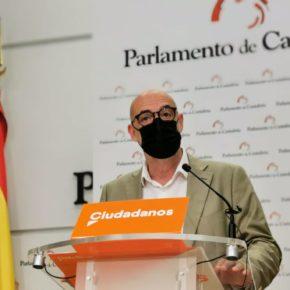 Cs reclama al Gobierno de Cantabria que ponga en marcha un Plan de Apoyo a la Salud Mental