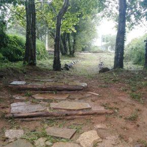 Astillero continúa con los trabajos de limpieza y mantenimiento en las Marismas y en Morero