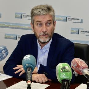 El Ayuntamiento mantiene los descuentos en las facturas de la UTE Jardines Santander por incumplir el contrato de concesión