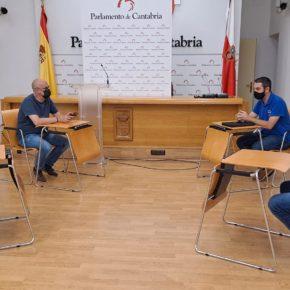 Cs reclama al Gobierno de Cantabria que retome el diálogo con el sector del taxi para mejorar la calidad del transporte en Cantabria